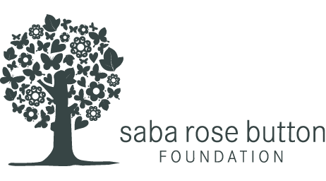 Saba Rose Button Foundation Retina Logo