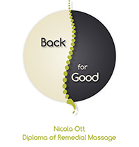 Therapists - Nicola Ott - Back for Good Logo