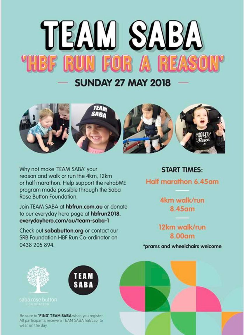HBF Run for a reason 2018