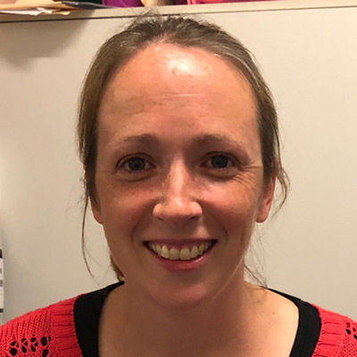 Therapists Tenielle Myers Paediatric physiotherapist